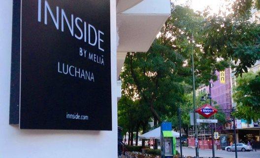 Hotel innside madrid luchana madrid madrid - Hotel innside luchana ...