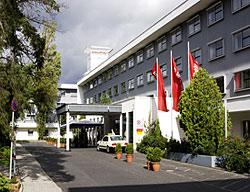 Hotel Intercity Frankfurt Airport