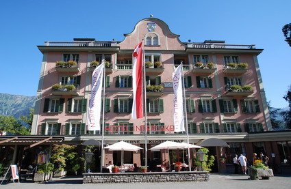 Hotel Interlaken Push Here To Enlarge The Image