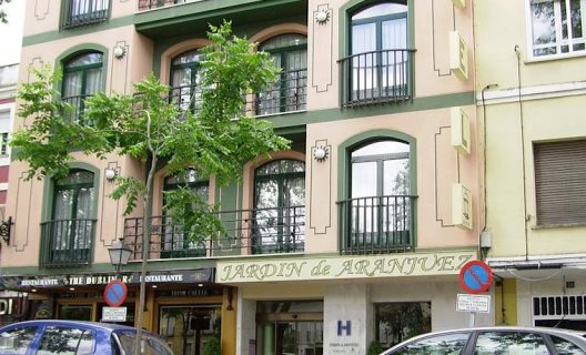 Hotel jardin de aranjuez aranjuez madrid for Hotel jardin aranjuez
