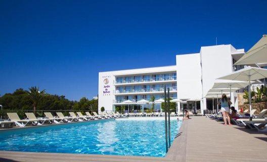 hotel jardin de bellver oropesa del mar castell n