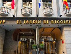 Hotel Jardin De Recoletos