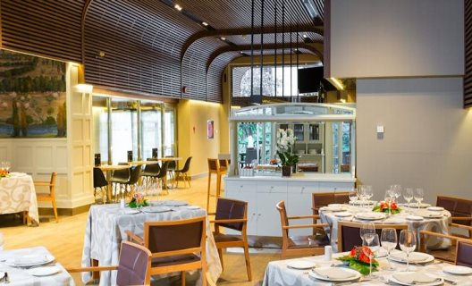 Hotel jardin de recoletos madrid madrid for Hotel jardin de recoletos booking