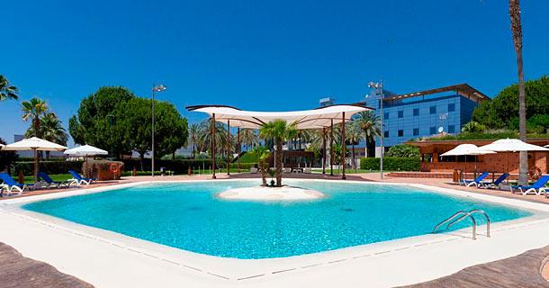 Hotel jardines de amaltea spa center lorca murcia for Sercotel spa jardines de lorca