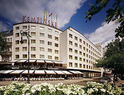 Hotel Kempinski Bristol Berlin
