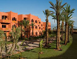 Hotel Kenzi Menara Palace Resort And Spa