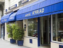 Hotel Kyriad 9eme Lafayette