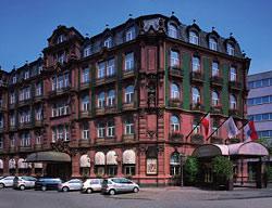 Hotel Le Méridien Parkhotel Frankfurt