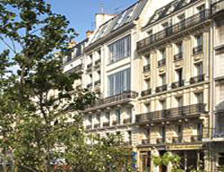 Hotel Le Rengent Montmarte