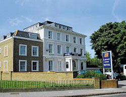 Hotel Leigham Court