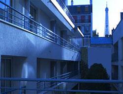 Hotel Les Jardins D'eiffel