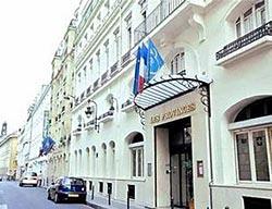 Hotel Les Provinces Opera
