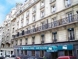 Hotel Les Relais De Paris Gare Du Nord Trudaine