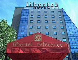 Hotel Libertel Porte De Pantin