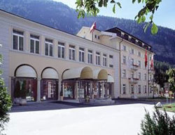 Hotel Lindner Hotels Leukerbad