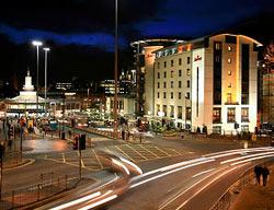 Hotel Liverpool Marriott City Centre