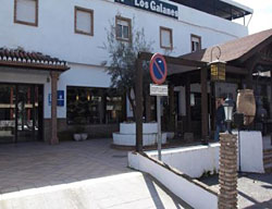 Hotel Los Galanes