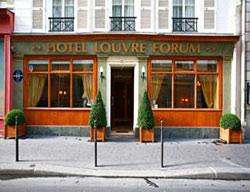 Hotel Louvre Forum