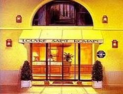 Hotel Louvre Saint Romain