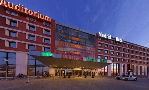 Hotel Madrid Marriott Auditorium Conference Center