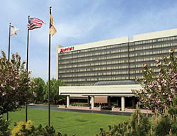 Hotel Marriott Newark Liberty Intl. Airport