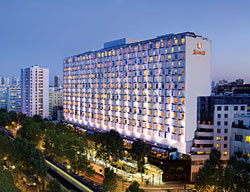 Hotel Marriott Rive Gauche & Conference Center