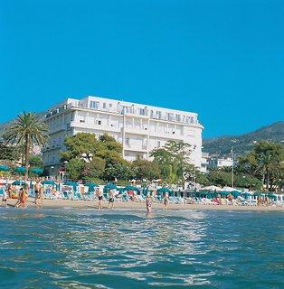 Grand Hotel Mediterranee Genova