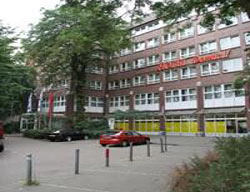 Hotel Mercure Hamburg Domicil