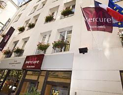 Hotel Mercure Paris Boulevard Magenta