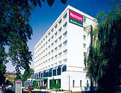 Hotel Mercure Patria