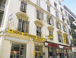 Hotel Meyerbeer Beach