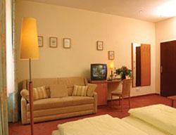 Hotel Minotel Stadthalle