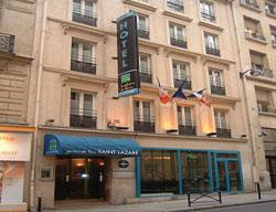 Hotel New Saint Lazare