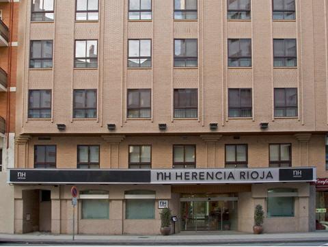 Hotel nh herencia rioja logro o la rioja for Hoteles en la rioja