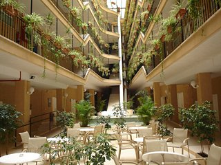 hotel nh jardines del turia burjassot valencia