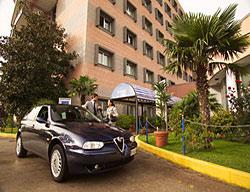 Hotel Novotel Caserta Sud