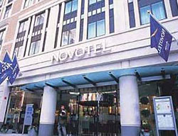 Hotel Novotel London Tower Bridge