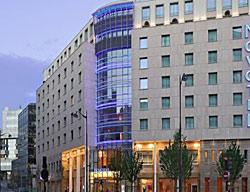Hotel Novotel Paris Gare Montparnasse