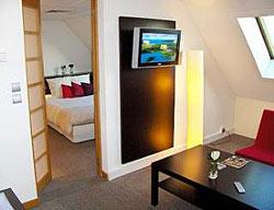 Hotel Novotel Suresnes Longchamp