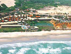 Hotel Oásis Atlântico Praia Das Fuentes