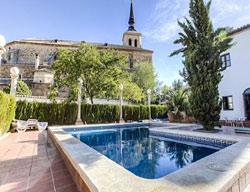 Hotel Palacio Santa Cruz De Mudela