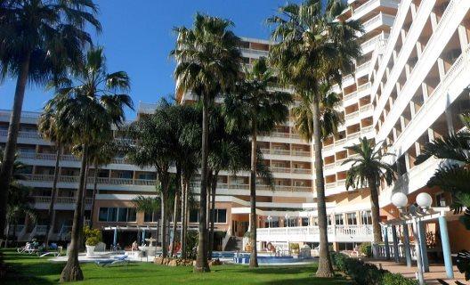 Hotel parasol garden torremolinos m laga for Hotel parasol garden