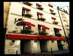 Hotel Pavillon Louvre Rivoli