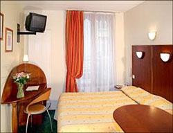 Hotel Pavillon Monceau Palais Des Congrès