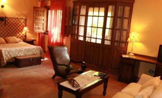 Hotel posada real el molino del cubo san esteban del - Posada de esquiladores ...