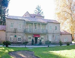 Hotel Pousada Del Castillo De Soutomaior