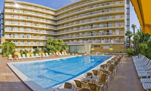 Hotel President Calella Bewertung