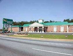 Hotel Quality Inn & Suites Spartanburg