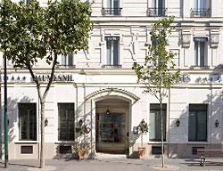 Hotel Qualys Daumesnil Vincennes