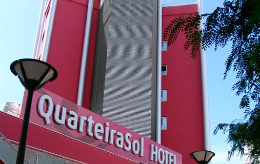 Hotel Quarteira Sol - Quarteira